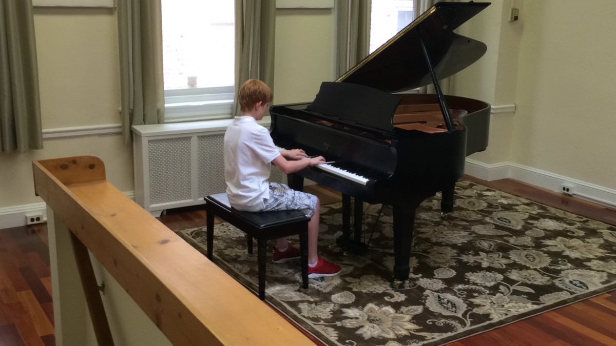 Resonance Piano Student Cody C. performing at our 2015 Summer Recitals