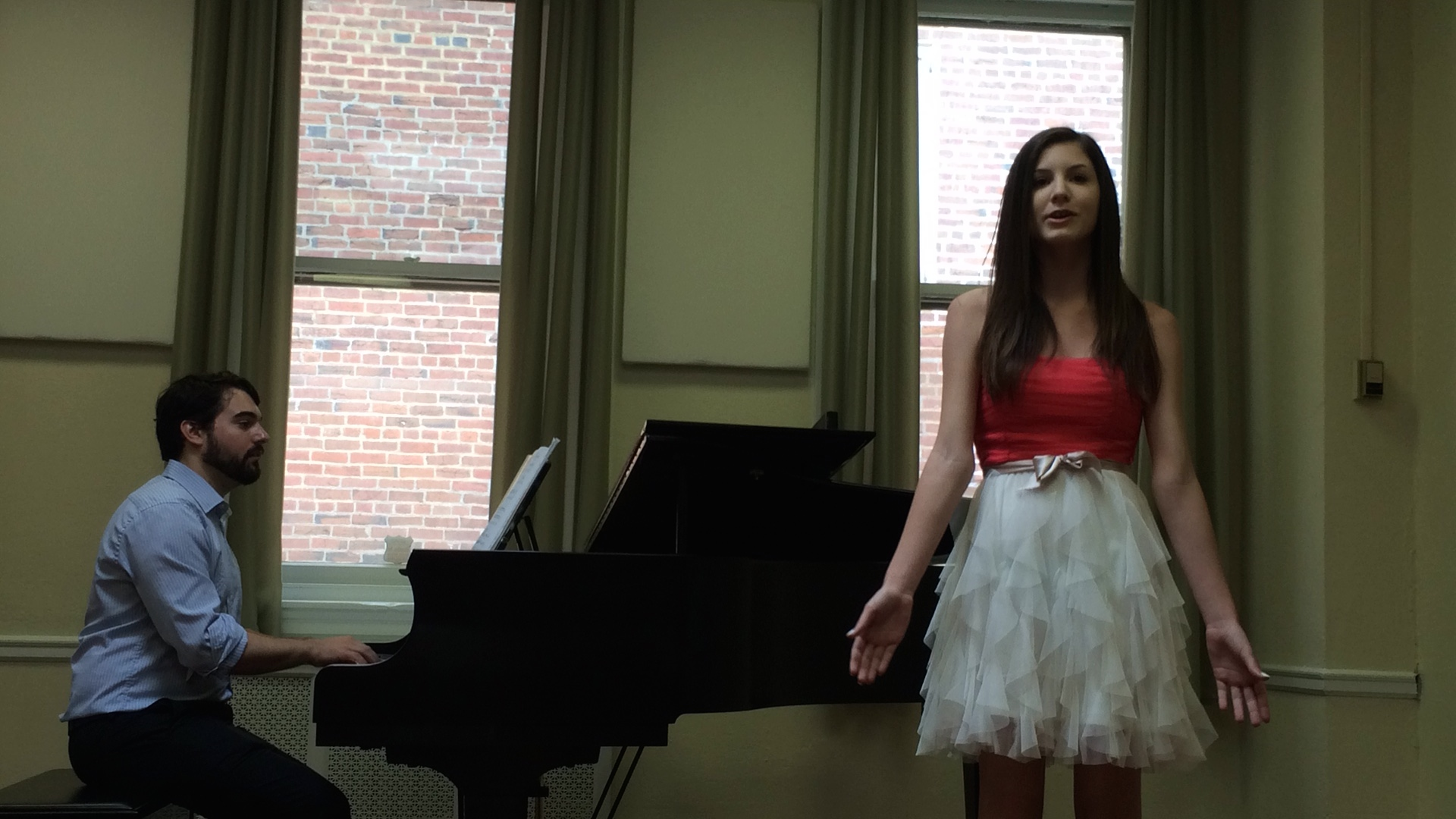 Resonance Vocal Student Nicole D. performing at our 2015 Summer Recitals