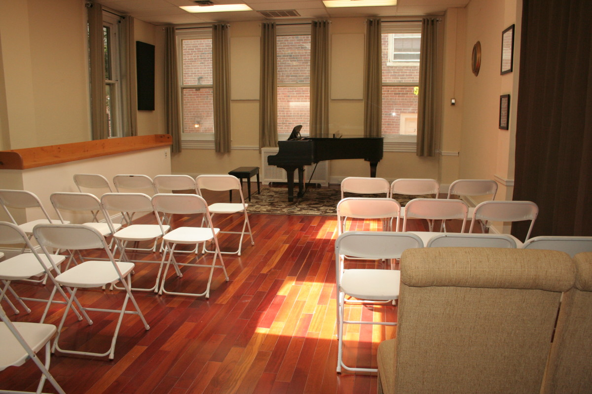 Our 2015 Resonance School Recitals are ready for music at The Society Hill Arts Center!