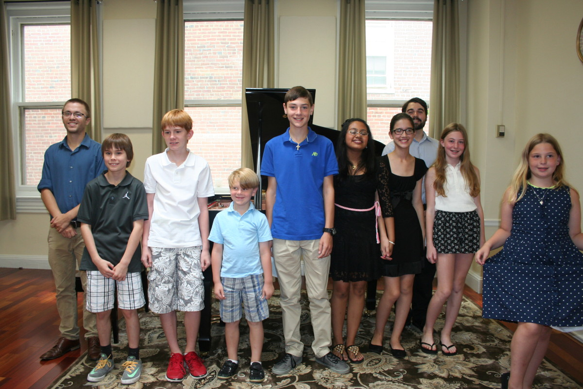 Our 2015 Summer Recital Students and Instructors!
