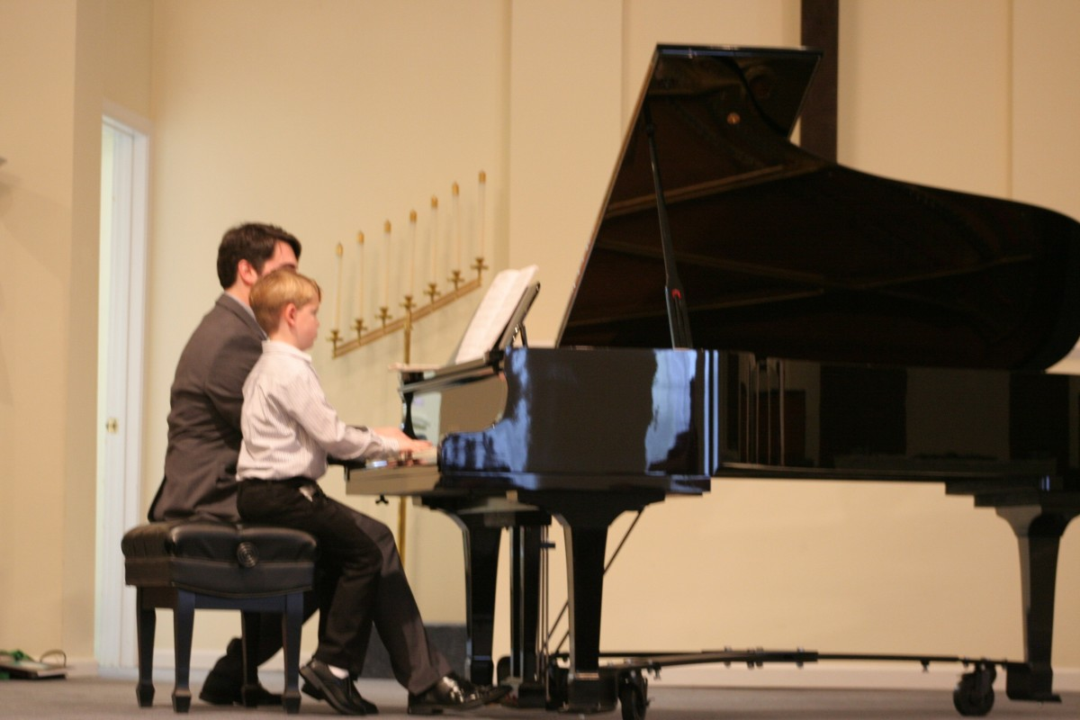 Resonance Piano Student Timmy B.