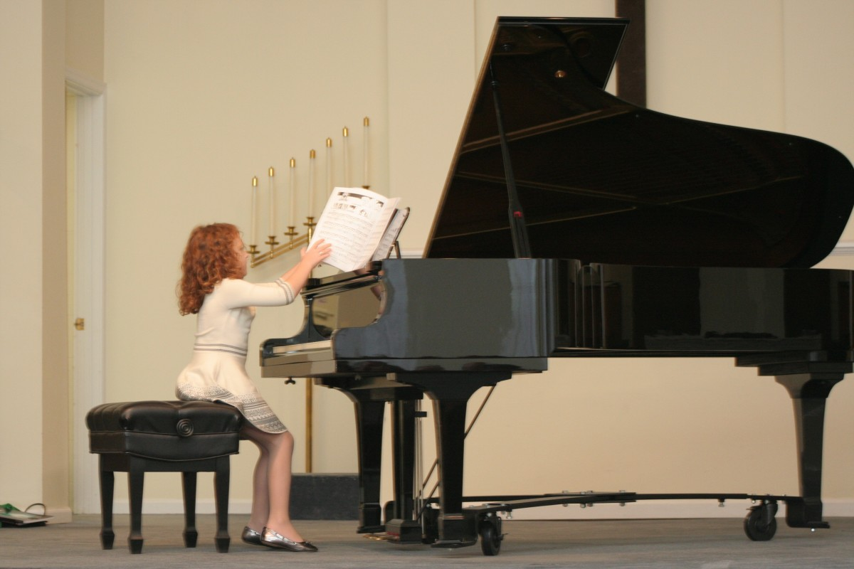 Resonance Piano Student Scarlette K.
