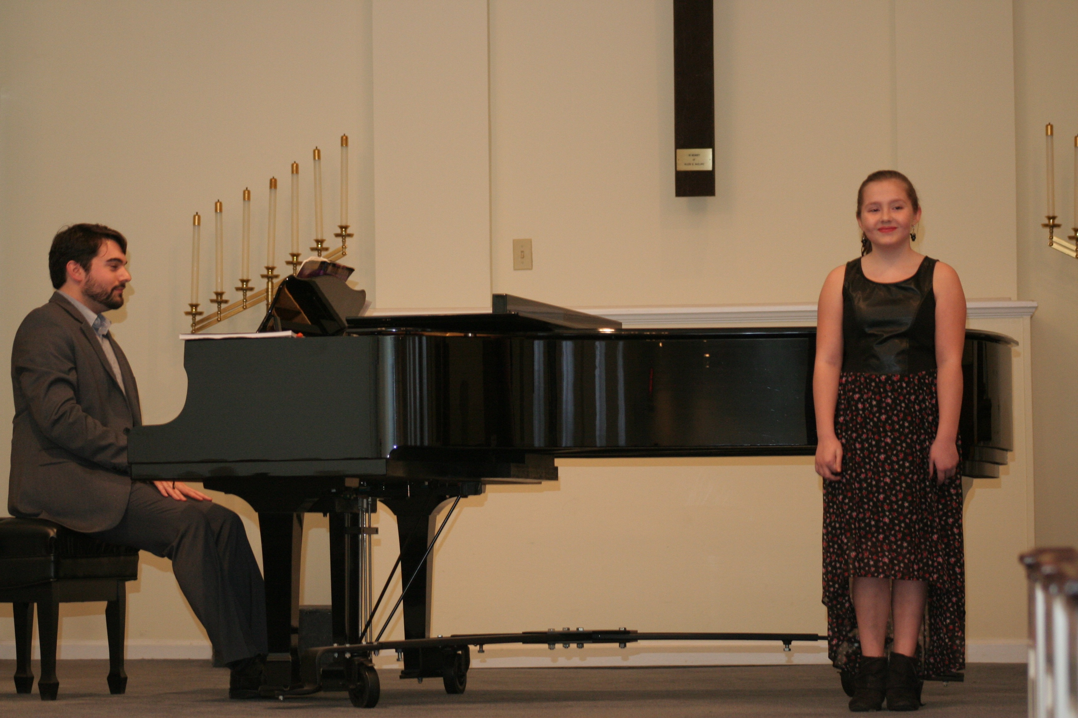 Resonance Vocal Student Sophie F.