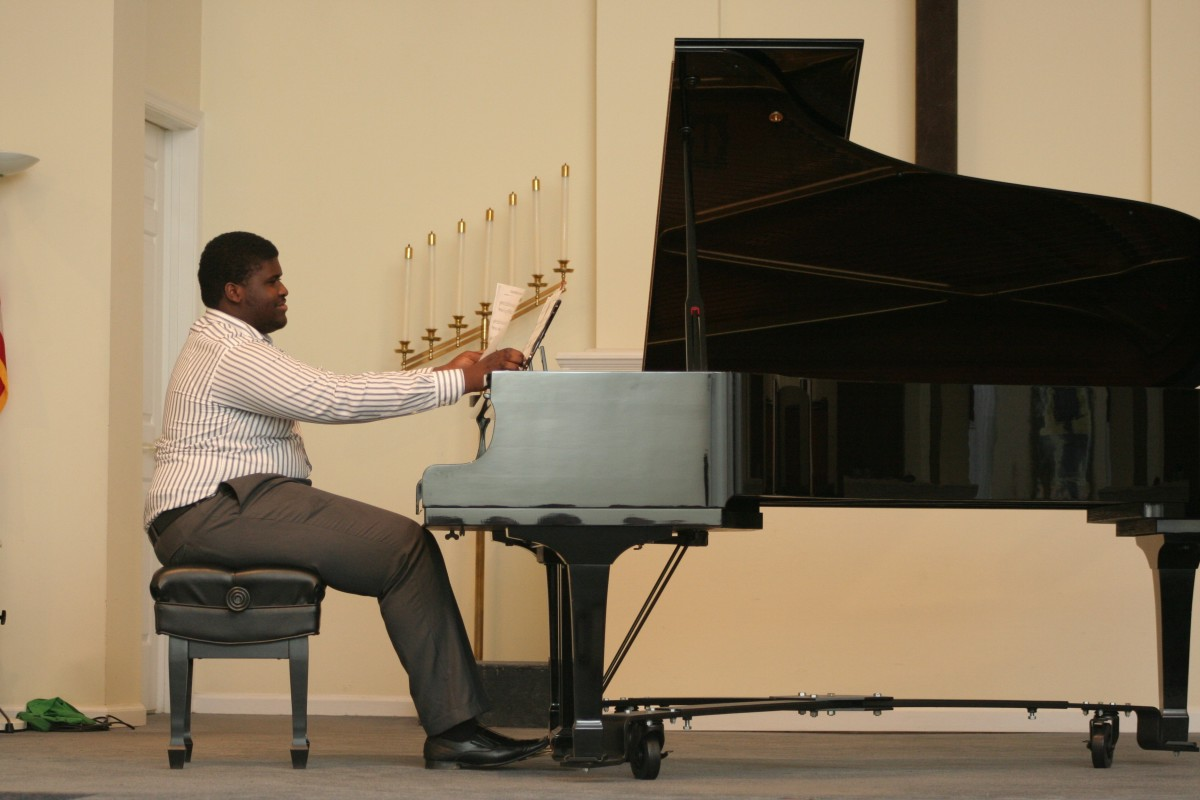 Resonance Piano Student Adetomiwa A.