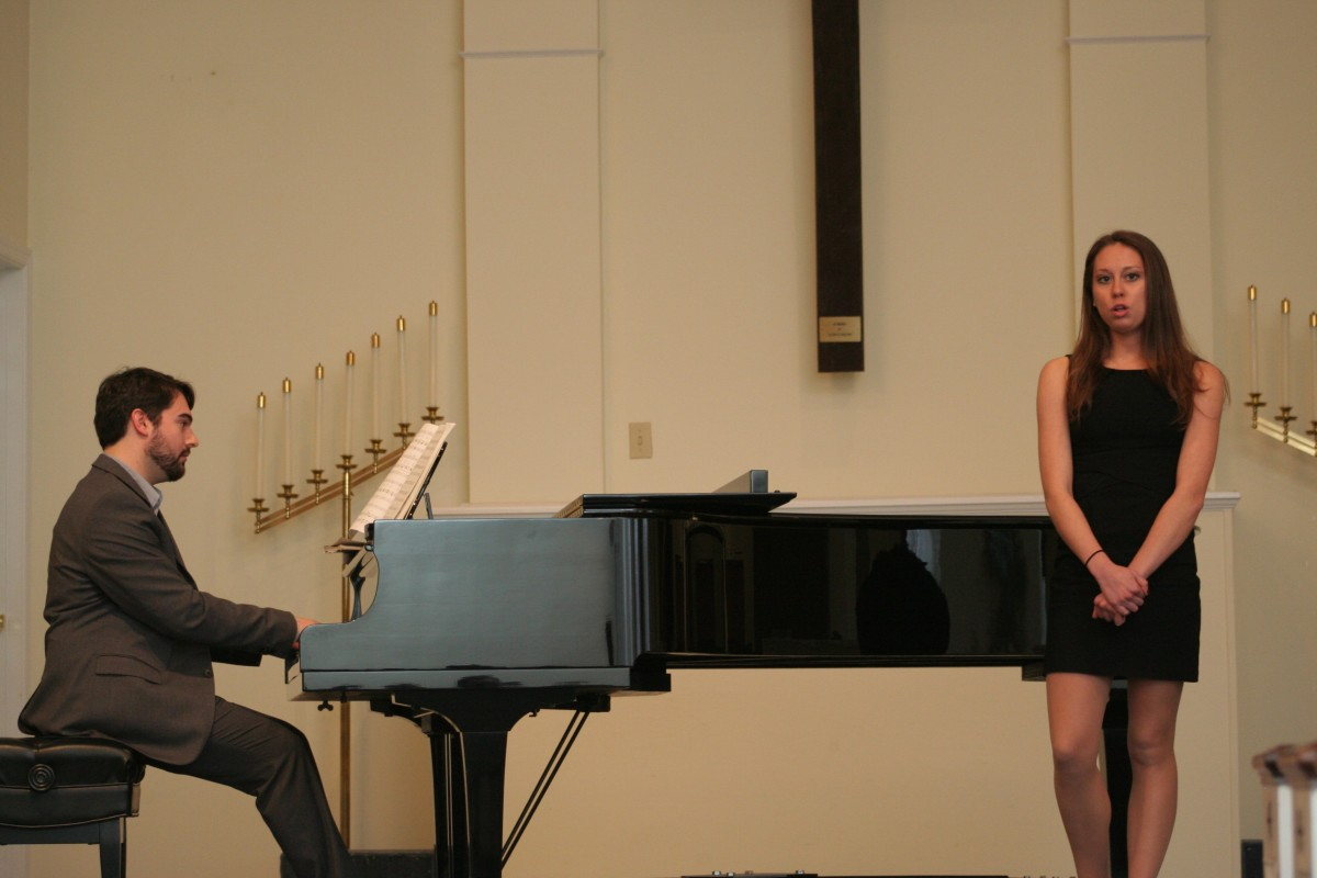 Resonance Vocal Student Megan K.