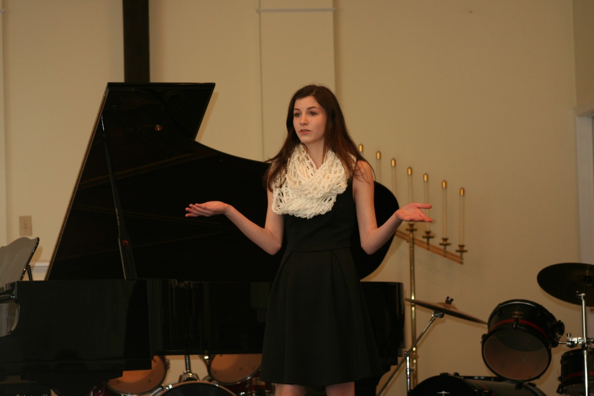 Resonance Vocal Student Nicole D.