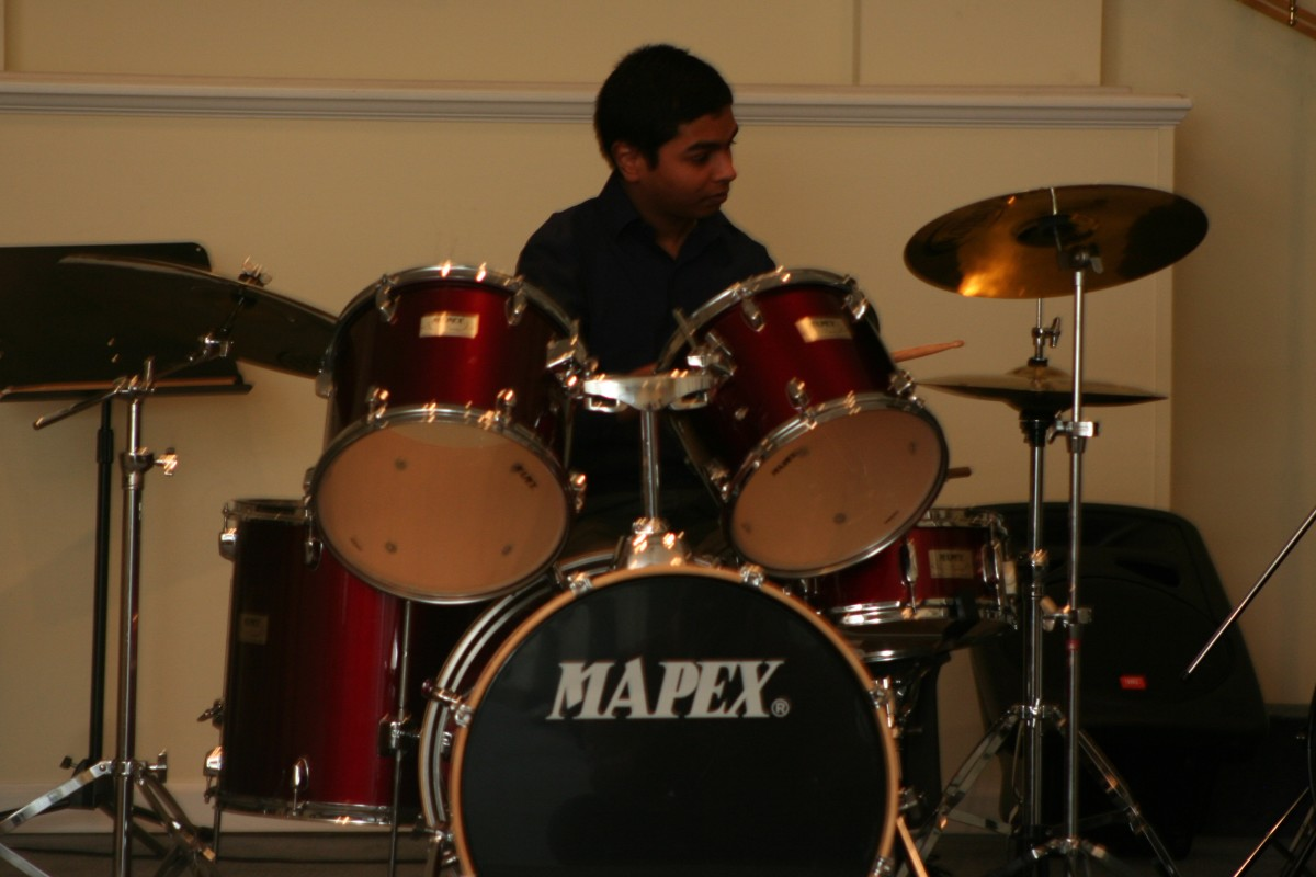 Resonance Drum Student Smit J.