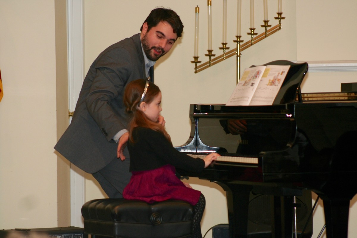 Music for Little Mozarts Student Alexandra M.