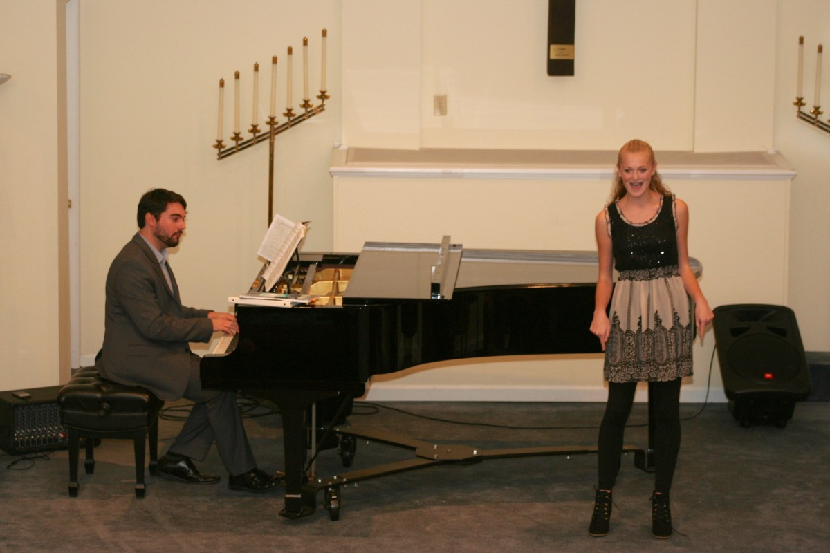 Resonance Vocal Student Paige A.