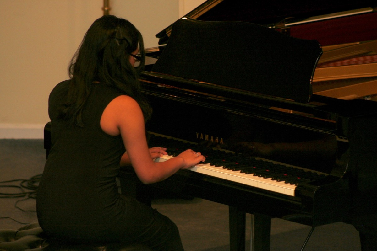 Resonance Piano Student Sreeta B.