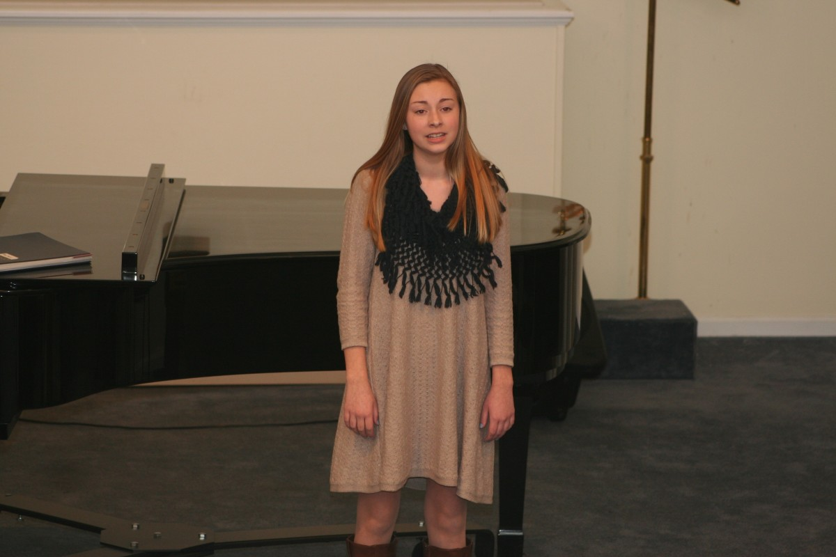 Resonance Vocal Student Ashleigh N.
